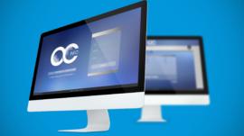 Oceinfo iMac presentation x2